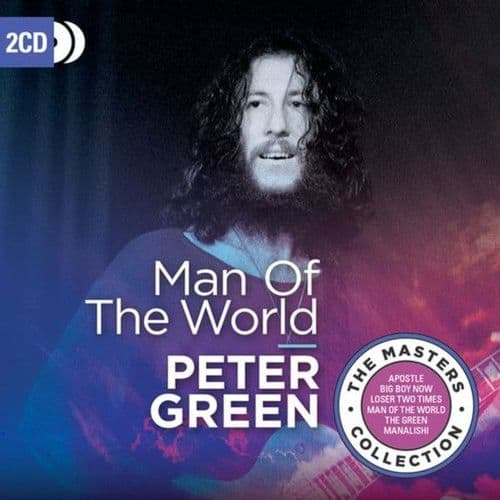 Peter Green <br>Man Of The World<br>2CD, Comp, M/Print, RM